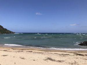 マリブの海況